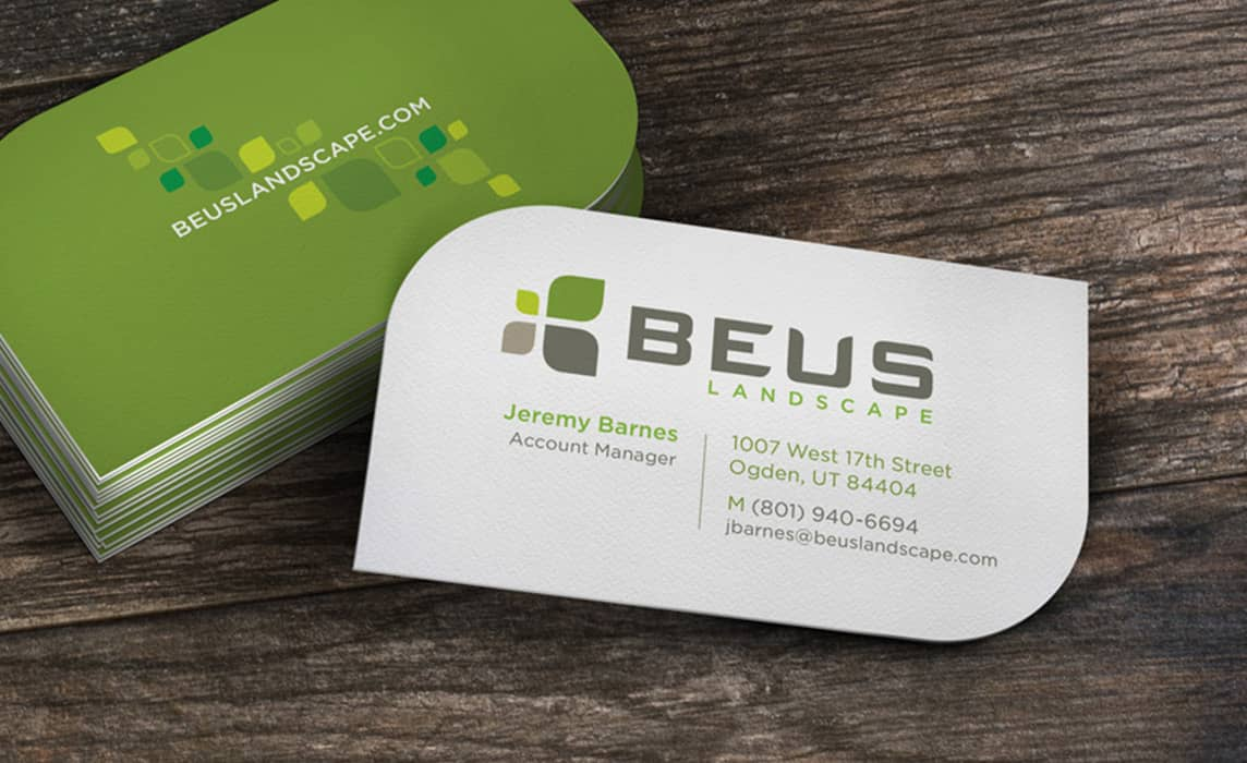 Beus Business Cards