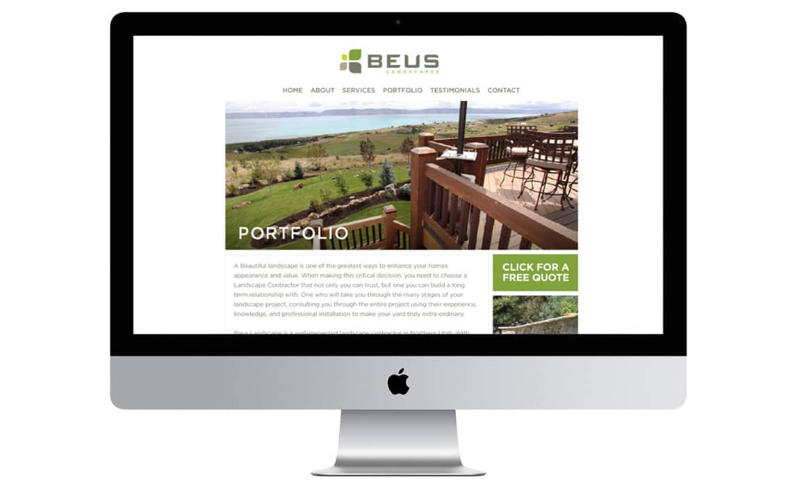 Beus Website
